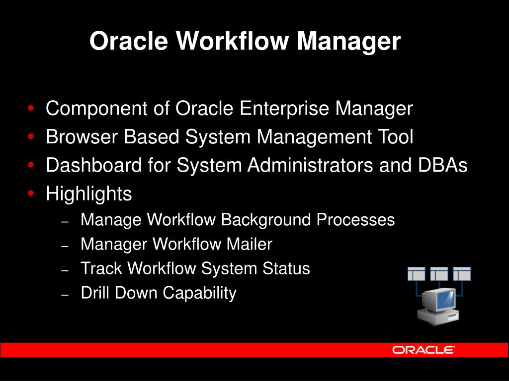 Oracle Workflow Manager