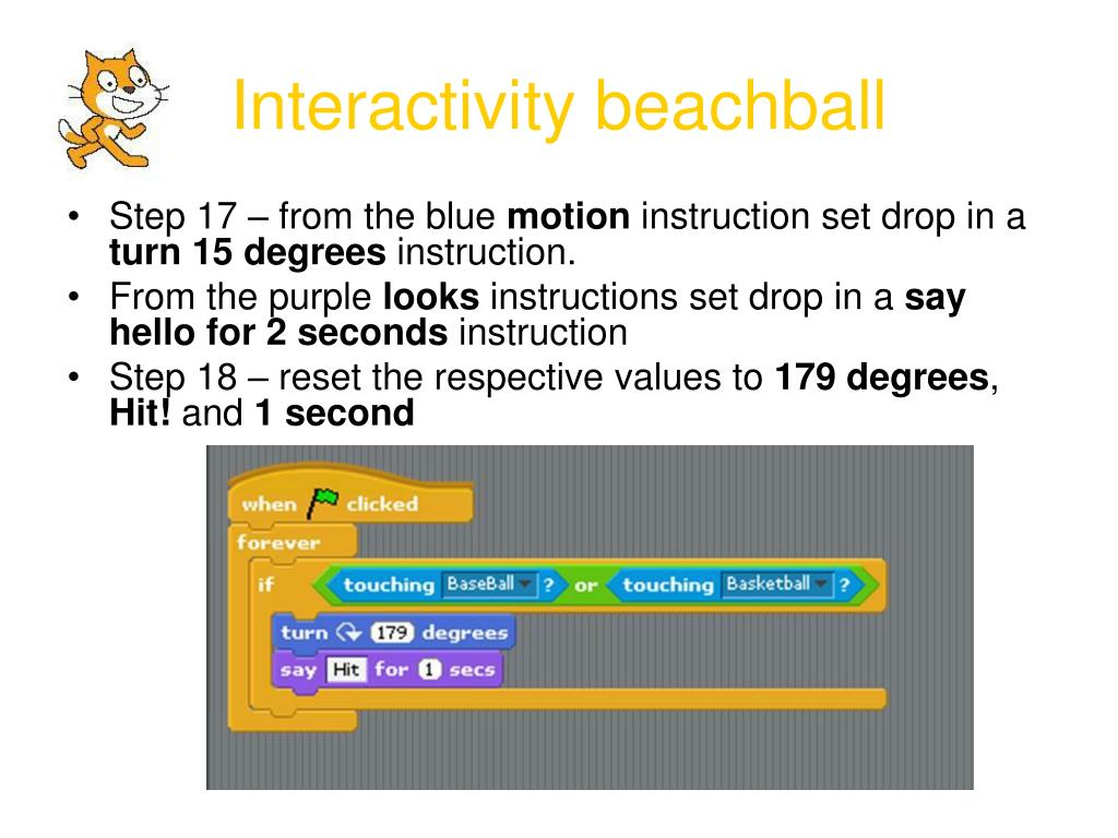 Interactivity beachball