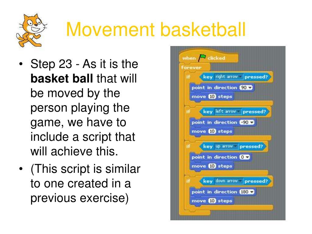 Movement basketball
