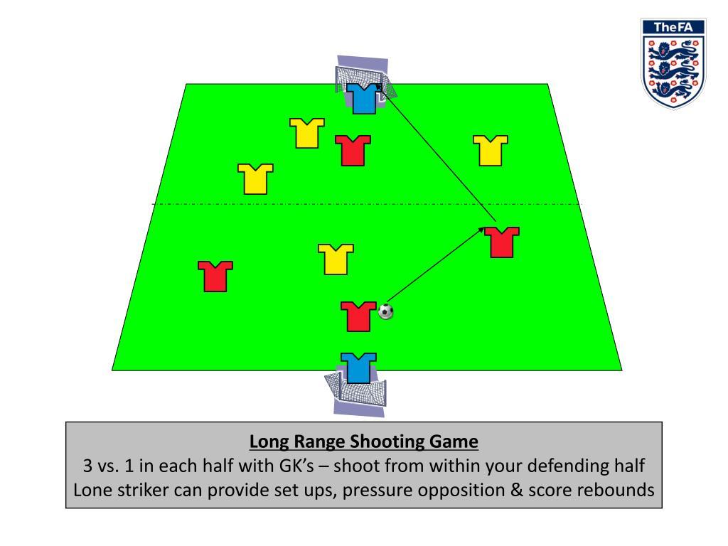 Long Range Shooting Game