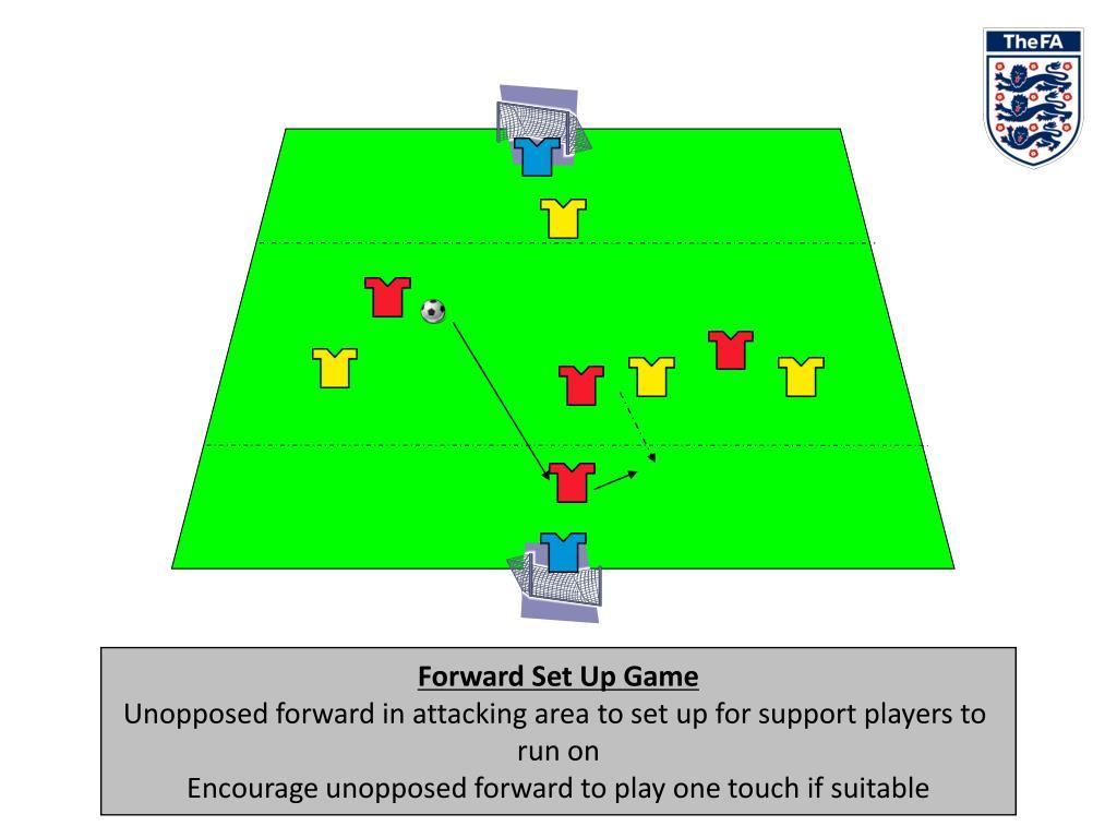 Forward Set Up Game