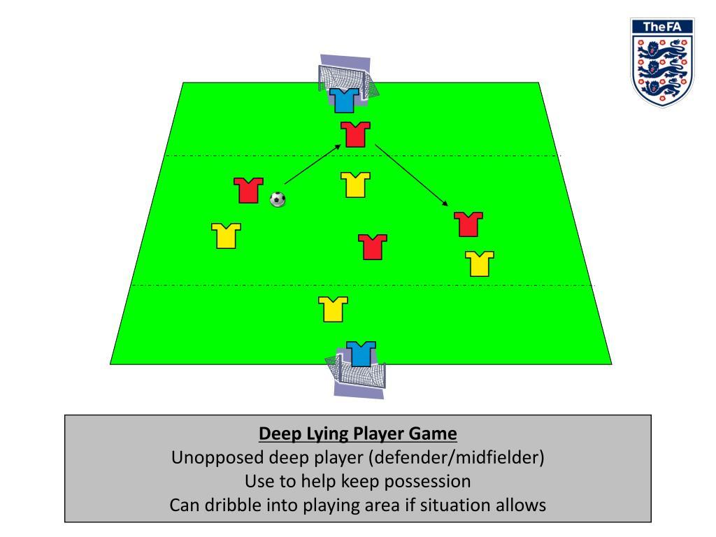 Deep Lying Player Game