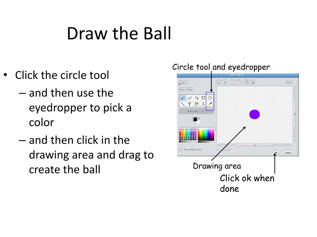 Draw the Ball