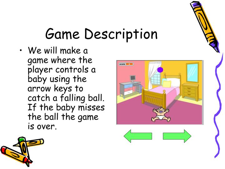 Game description