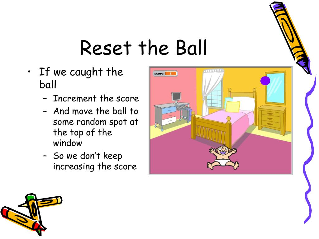 Reset the Ball