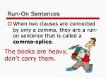 run on sentences10