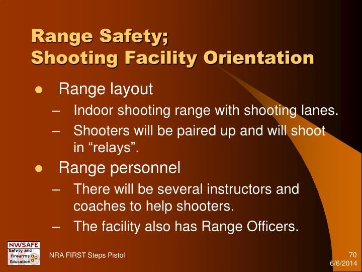 Range Safety;