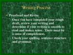 writing process1