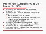 paul de man autobiography as de facement 1979