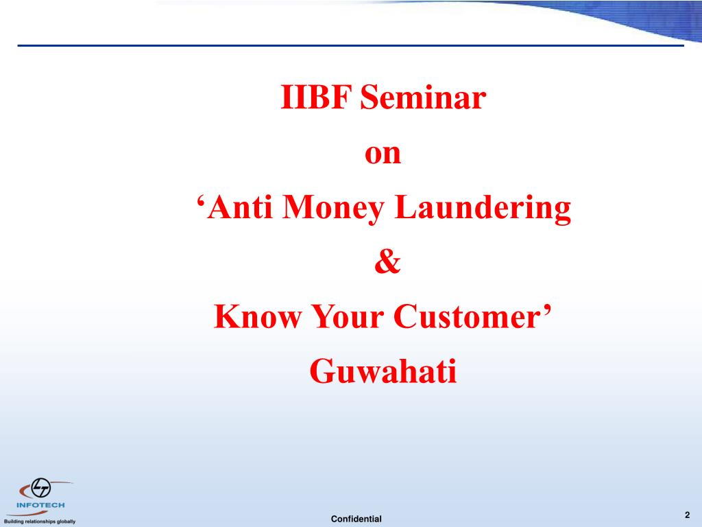IIBF Seminar