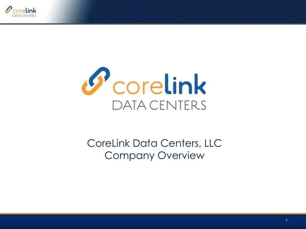 CoreLink Data Centers, LLC