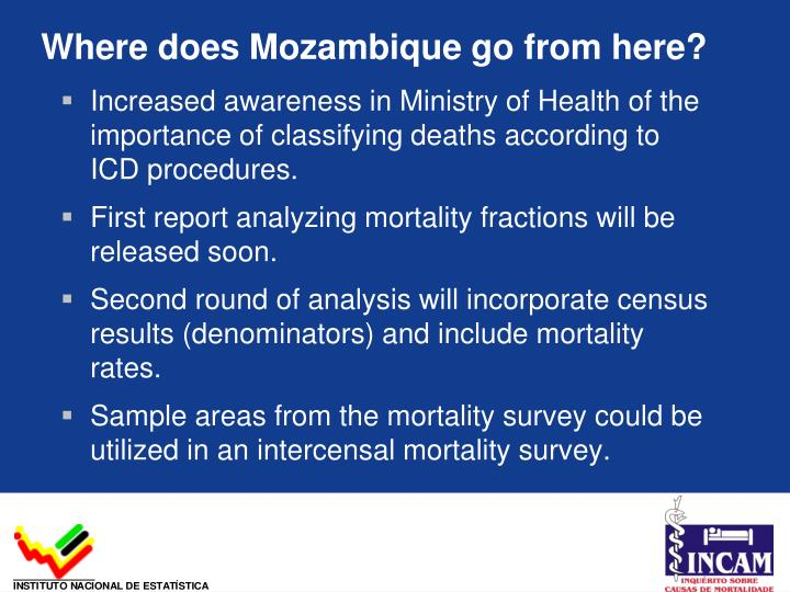 Where does Mozambique go from here?