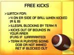 free kicks22
