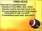 free kicks24