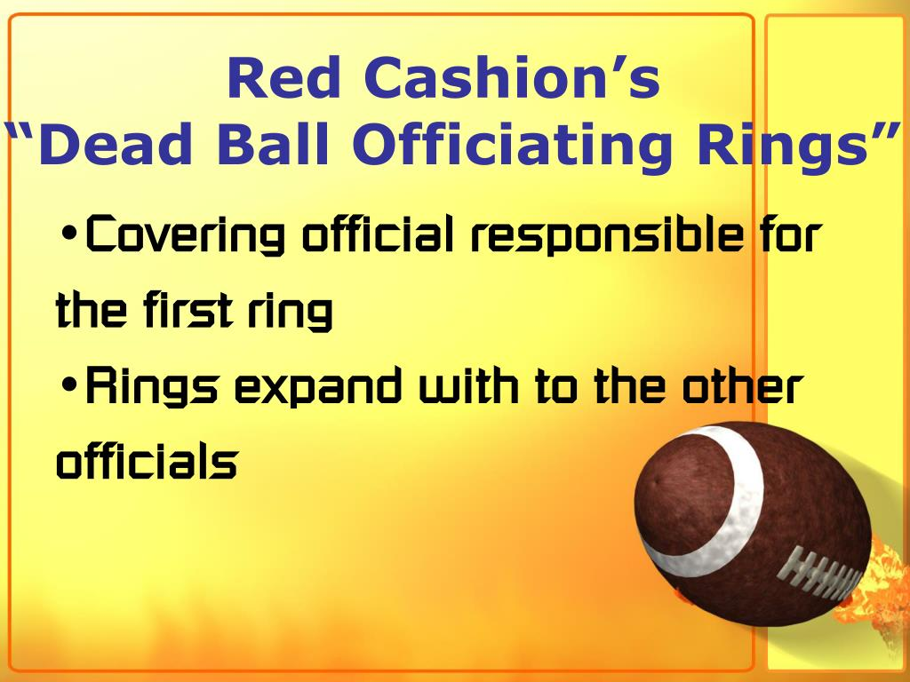 Red Cashion's