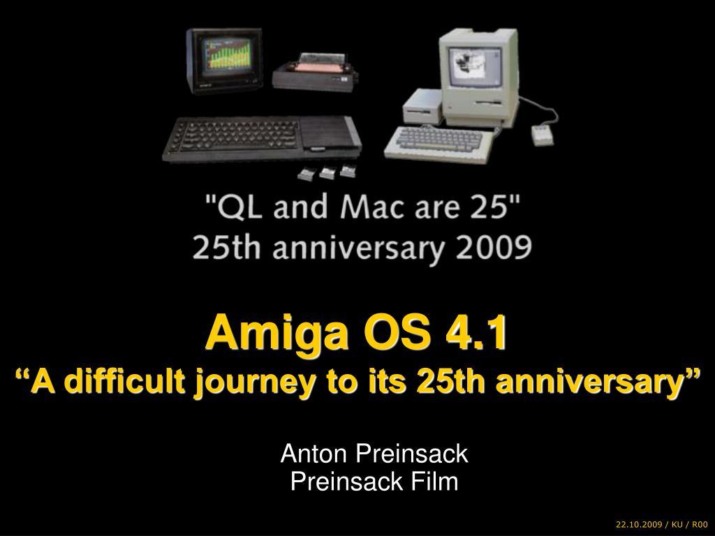 Amiga OS 4.1