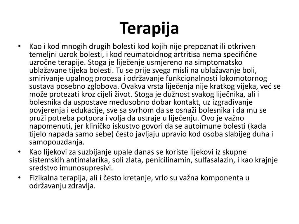 Terapija