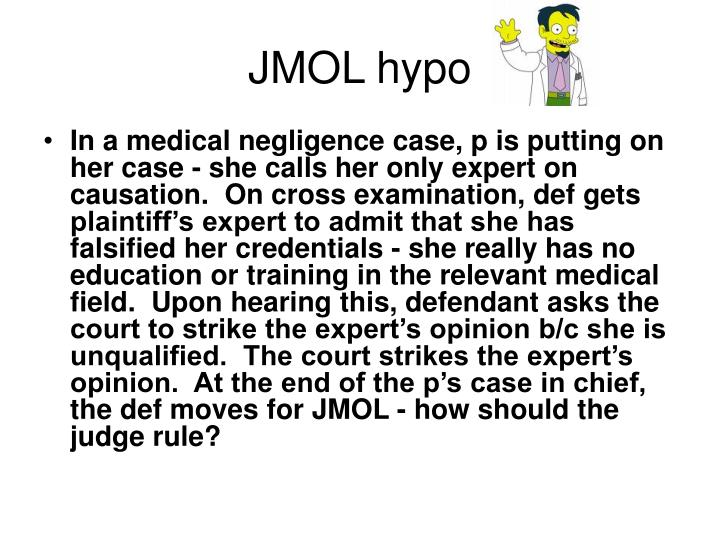 JMOL hypo