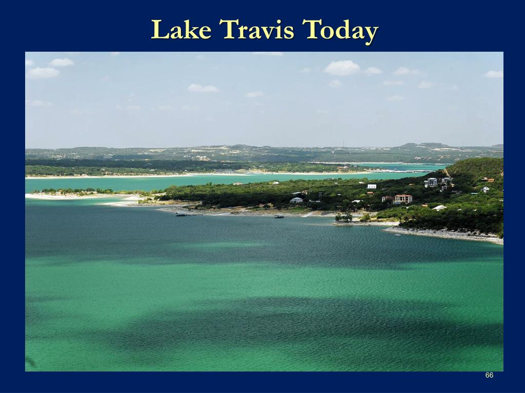 Lake Travis Today