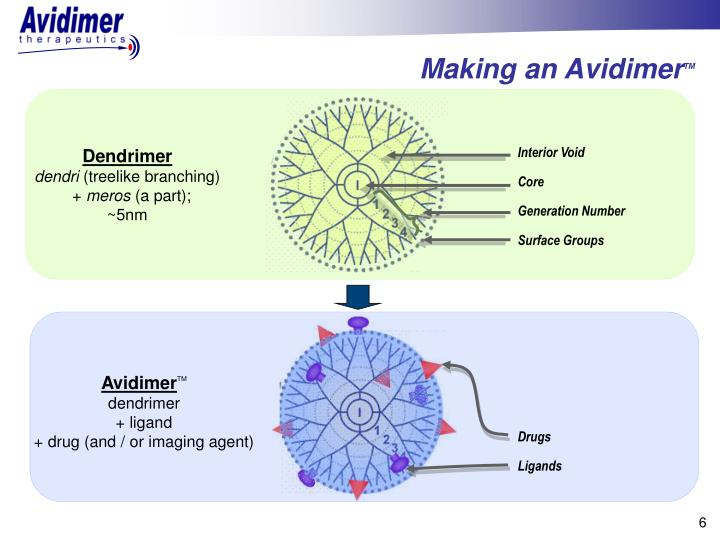 Making an Avidimer