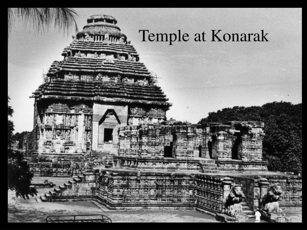 Temple at Konarak