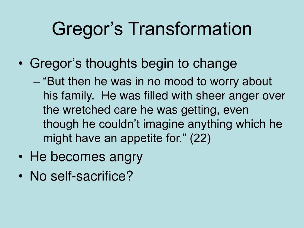 Gregor's Transformation