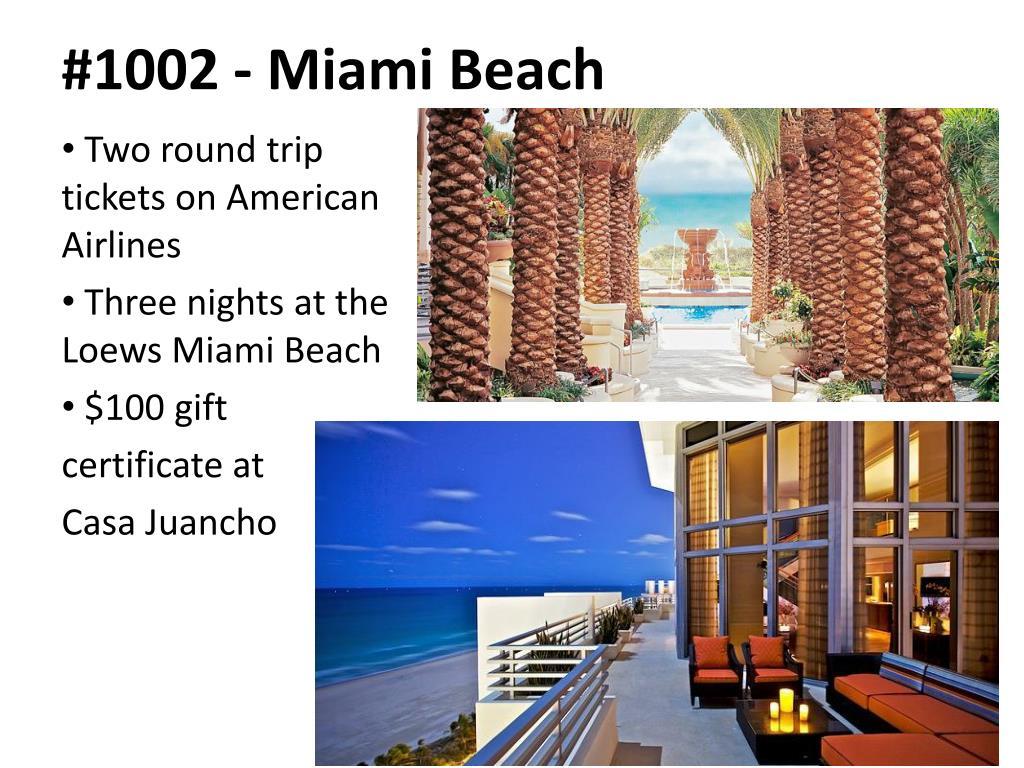 #1002 - Miami Beach