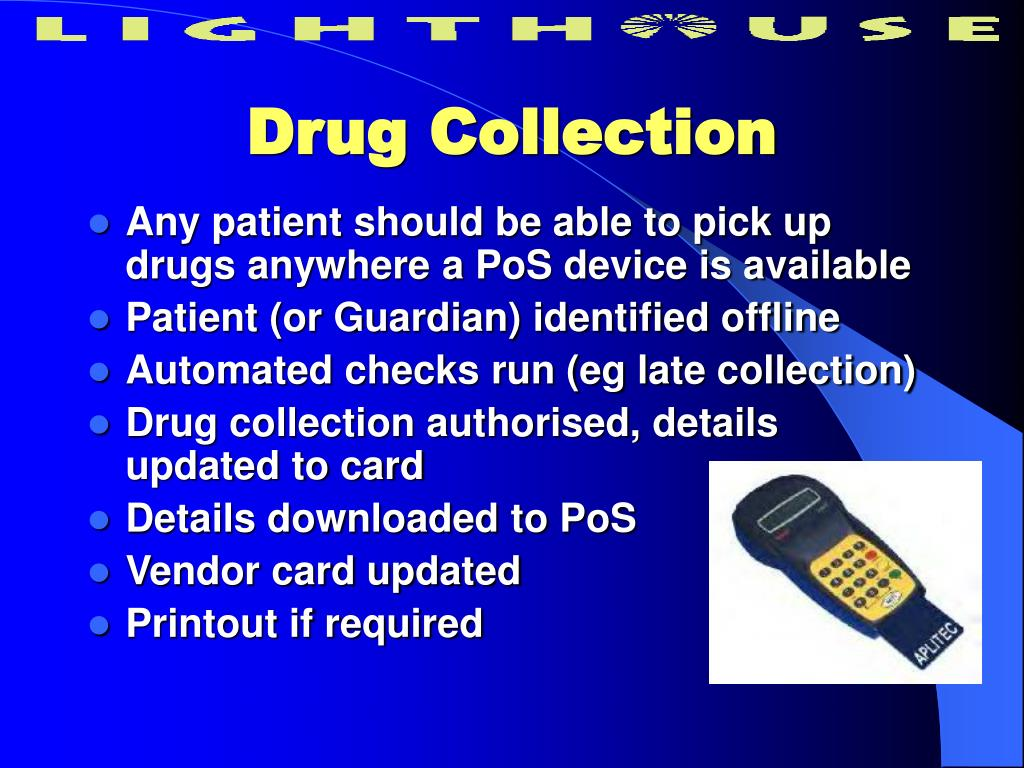 Drug Collection