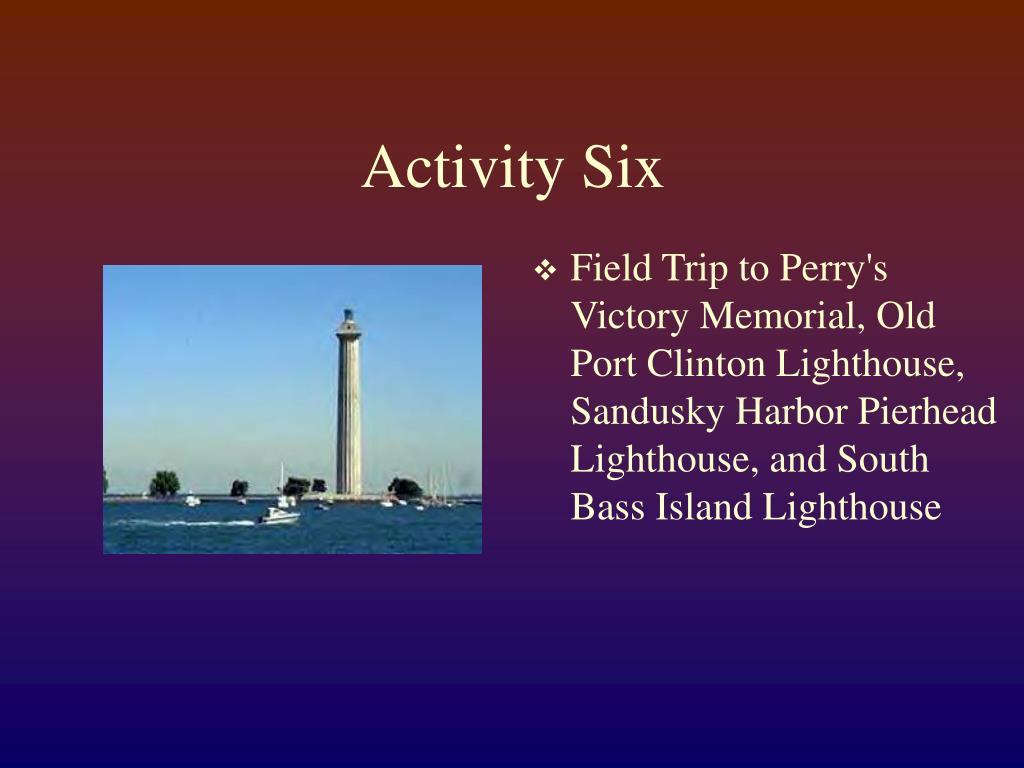 Activity Six
