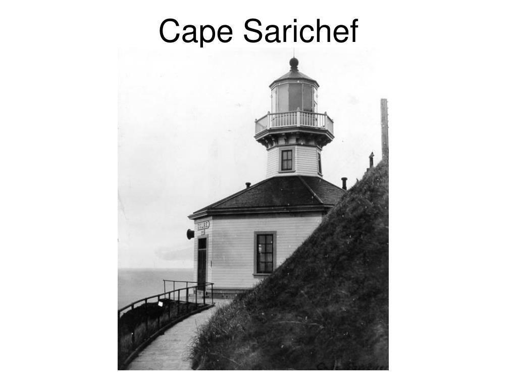 Cape Sarichef