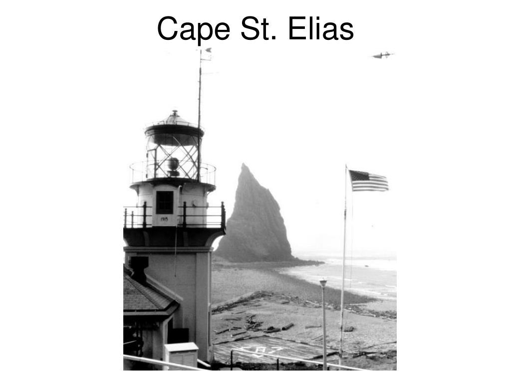 Cape St. Elias