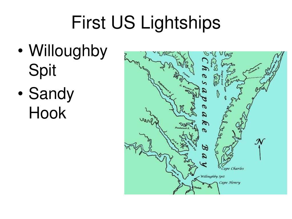First US Lightships