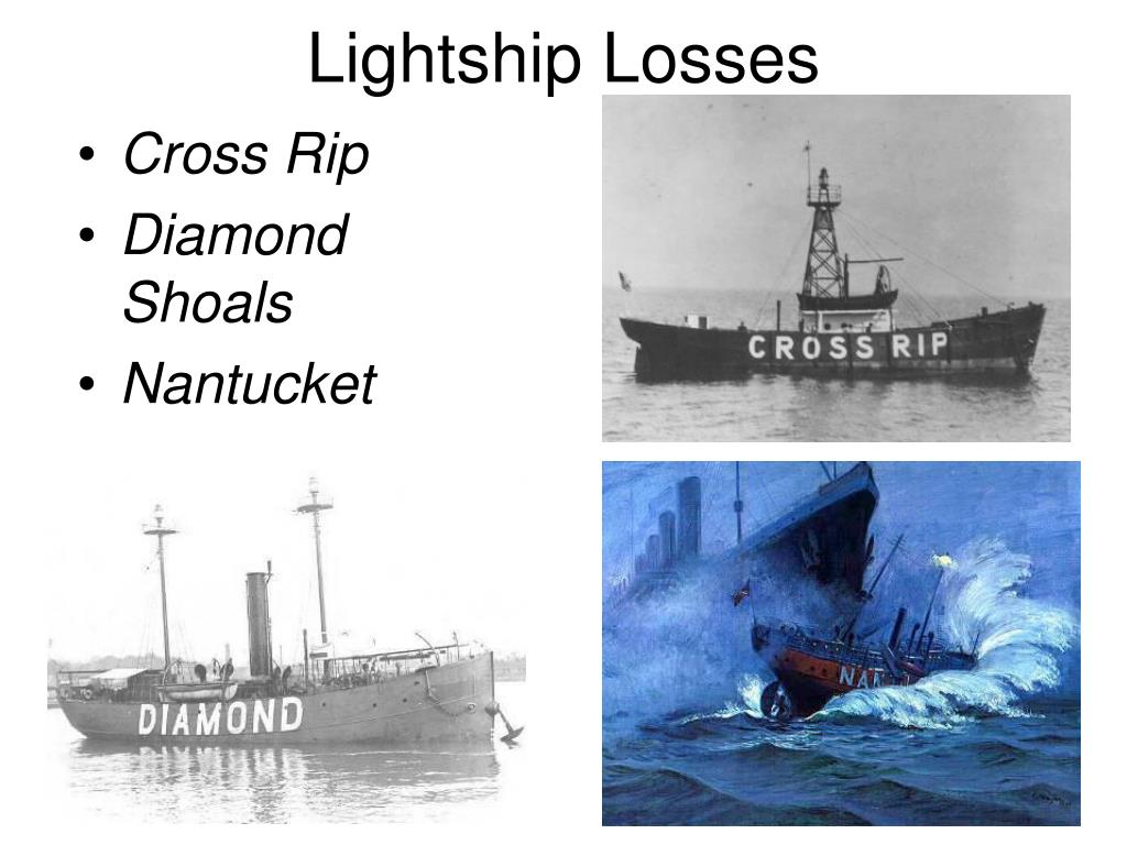 Lightship Losses