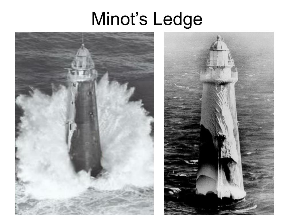 Minot's Ledge