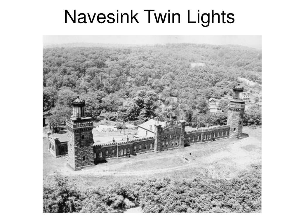 Navesink Twin Lights