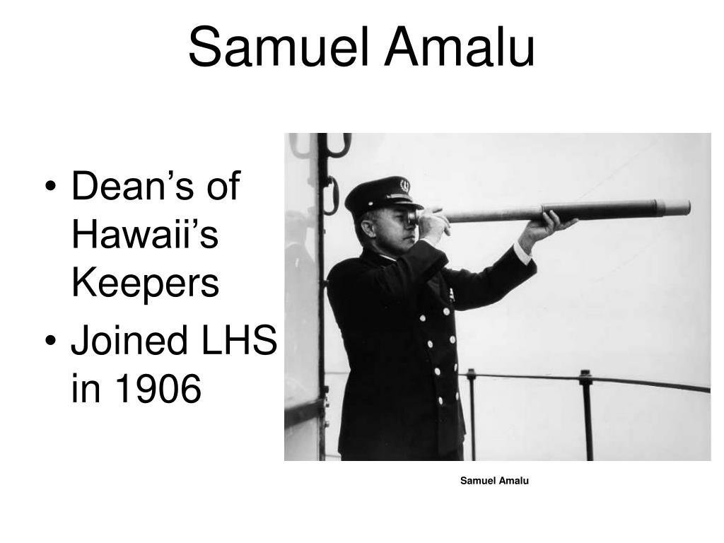 Samuel Amalu