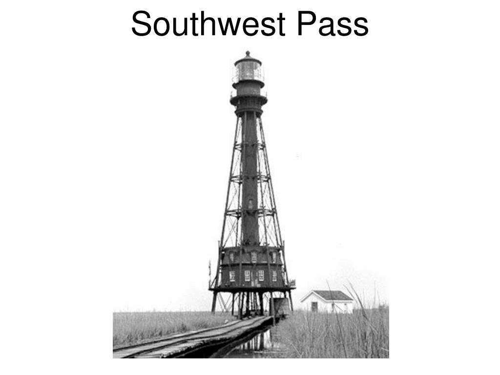 Southwest Pass