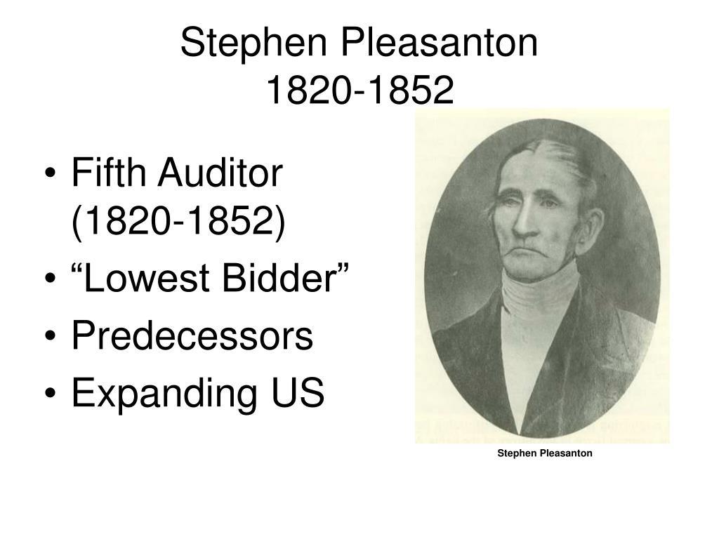 Stephen Pleasanton