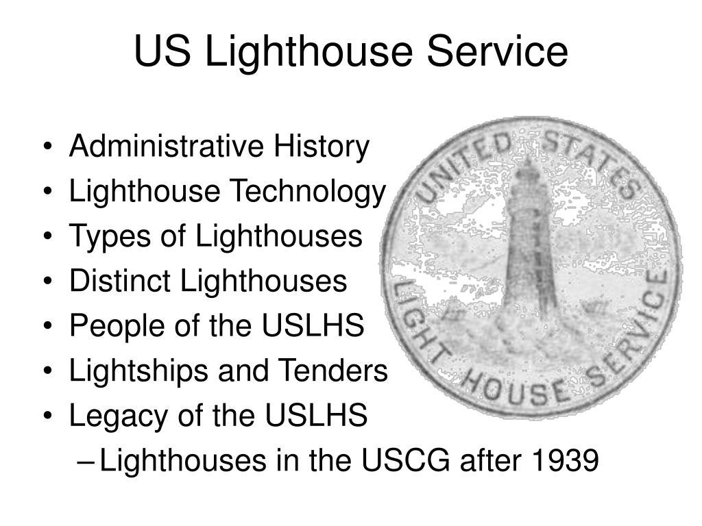 US Lighthouse Service