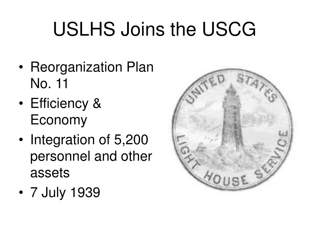 USLHS Joins the USCG