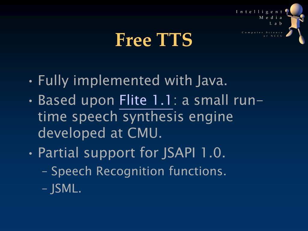 Free TTS