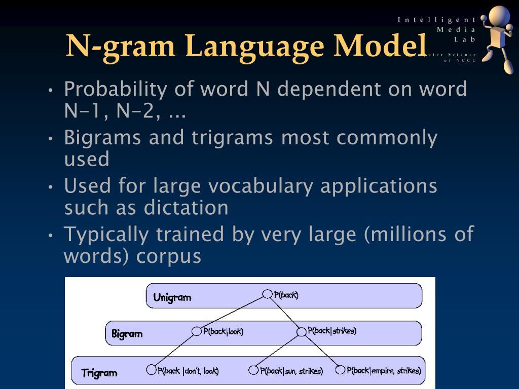 N-gram Language Model