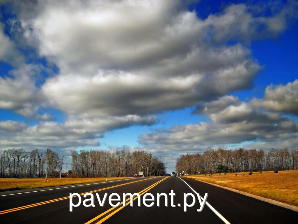 pavement.py