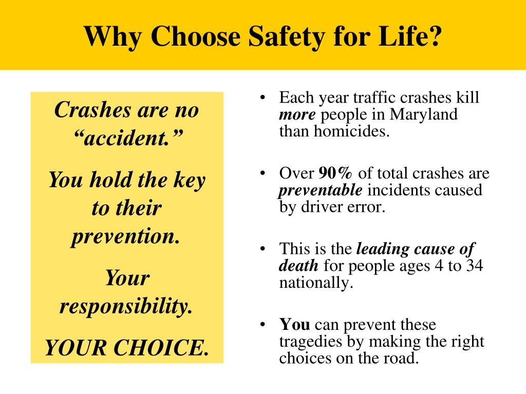 Why Choose Safety for Life?