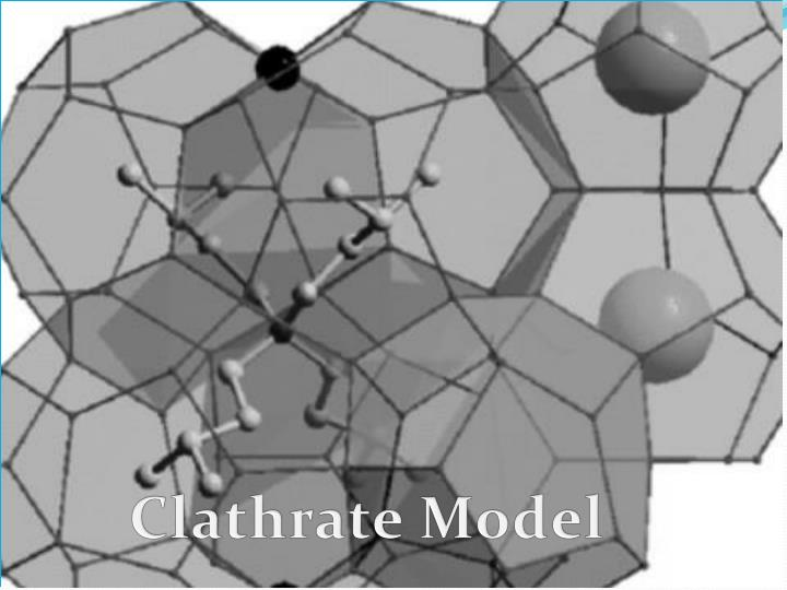 Clathrate Model