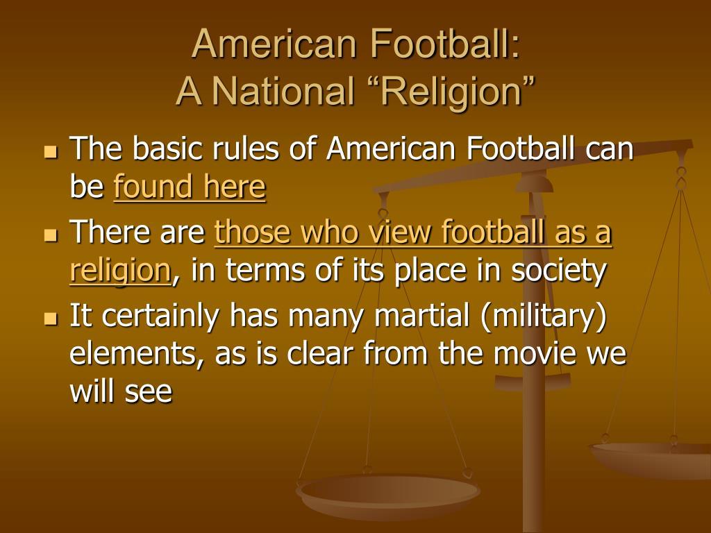 American Football: