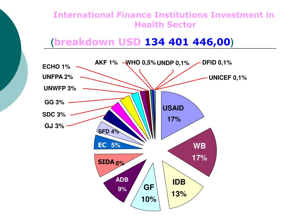 International Finance Institutions Investment in