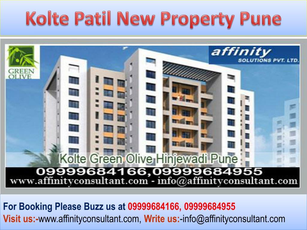 Kolte Patil New Property Pune