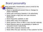 brand personality1