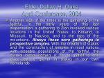 elder dallan h oaks april conference 2004